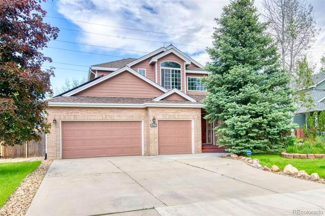 5342 Desert Mountain Court, Boulder, CO 80301 (MLS #2807921) :: 8z Real Estate