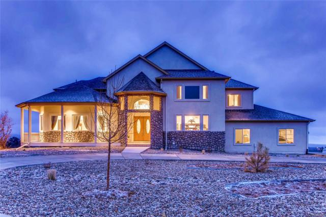 2778 Castle Butte Drive, Castle Rock, CO 80109 (MLS #2807939) :: 8z Real Estate
