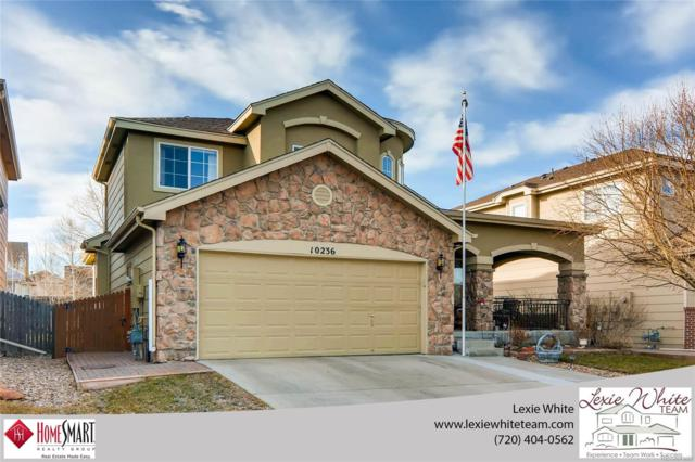 10236 E 113th Avenue, Commerce City, CO 80640 (#2808132) :: The Peak Properties Group