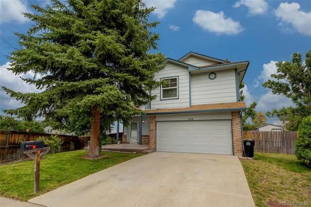 700 Howe Court, Castle Rock, CO 80104 (#2808452) :: Wisdom Real Estate