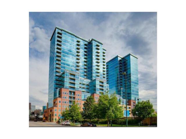 1700 Bassett Street #904, Denver, CO 80202 (MLS #2808657) :: 8z Real Estate