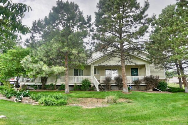 4031 E Geddes Circle, Centennial, CO 80122 (#2808659) :: HomeSmart Realty Group