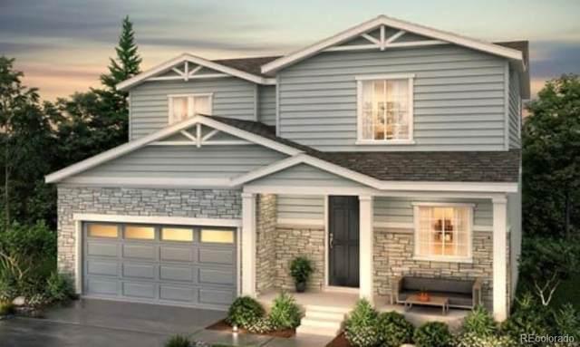 5335 Lumos Lane, Castle Rock, CO 80104 (MLS #2808704) :: Clare Day with Keller Williams Advantage Realty LLC