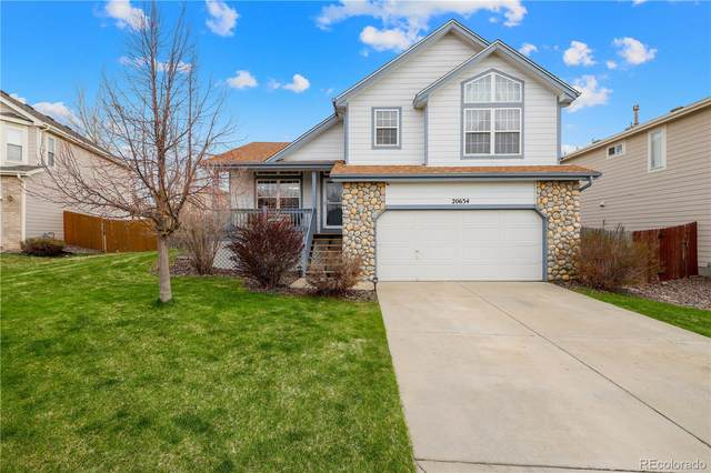 20634 E Jefferson Place, Aurora, CO 80013 (#2809143) :: Chateaux Realty Group