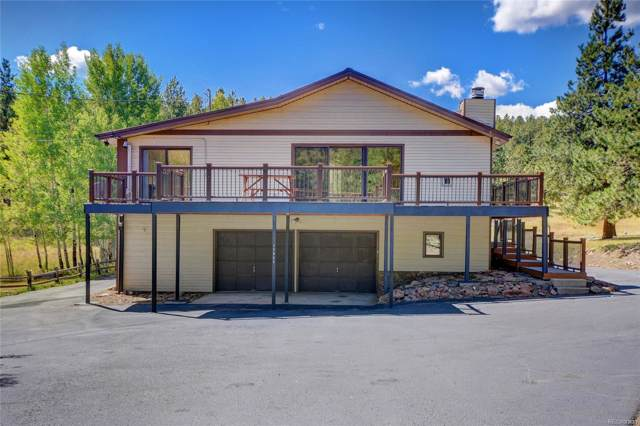 13905 Pine Valley Road, Pine, CO 80470 (#2809283) :: The DeGrood Team