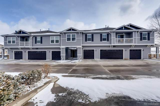 8999 Apache Plume Drive F, Parker, CO 80134 (#2810464) :: The Heyl Group at Keller Williams