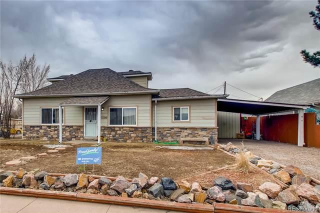 2730 W Iliff Avenue, Denver, CO 80219 (#2810478) :: Finch & Gable Real Estate Co.