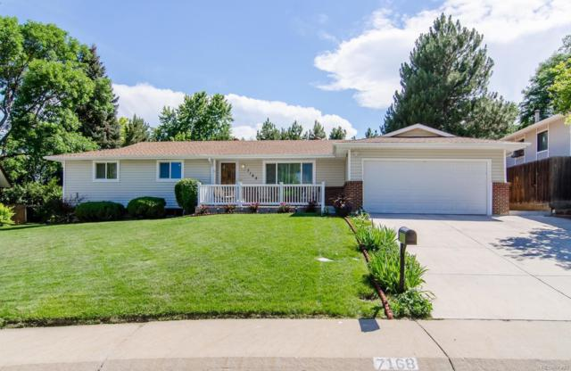 7168 W Frost Place, Littleton, CO 80128 (#2810744) :: RE/MAX Professionals