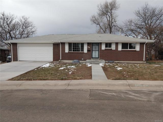8601 Emerson Court, Denver, CO 80229 (#2810883) :: The Heyl Group at Keller Williams