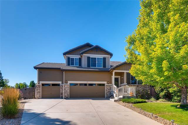 3993 S Shawnee Way, Aurora, CO 80018 (MLS #2810900) :: Bliss Realty Group