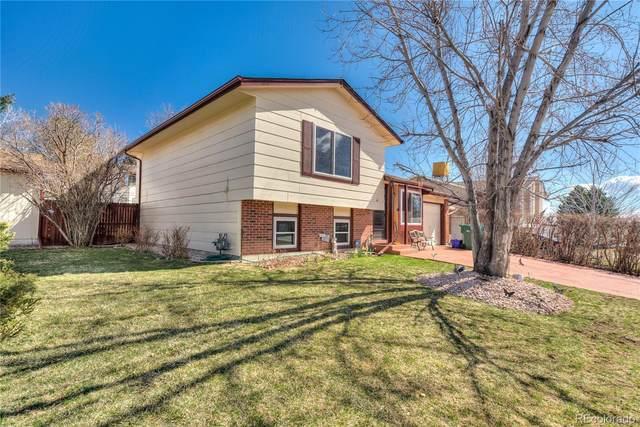 9645 W David Avenue, Littleton, CO 80128 (MLS #2811379) :: 8z Real Estate