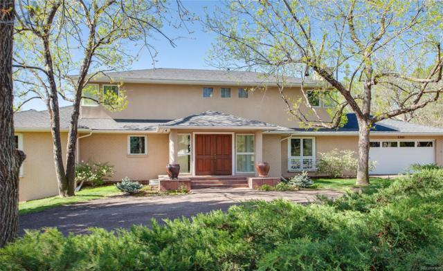 6200 Charlou Drive, Cherry Hills Village, CO 80111 (#2811404) :: The City and Mountains Group