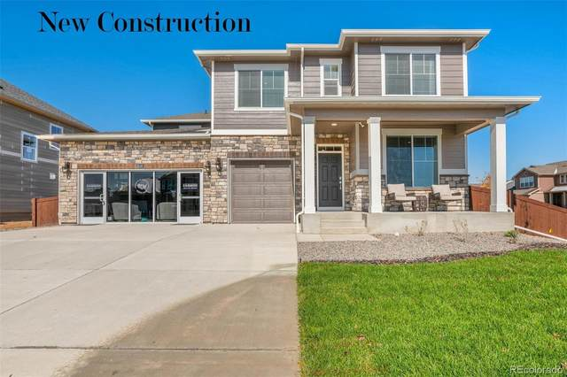 6107 Greybull Road, Timnath, CO 80547 (#2811448) :: The Peak Properties Group