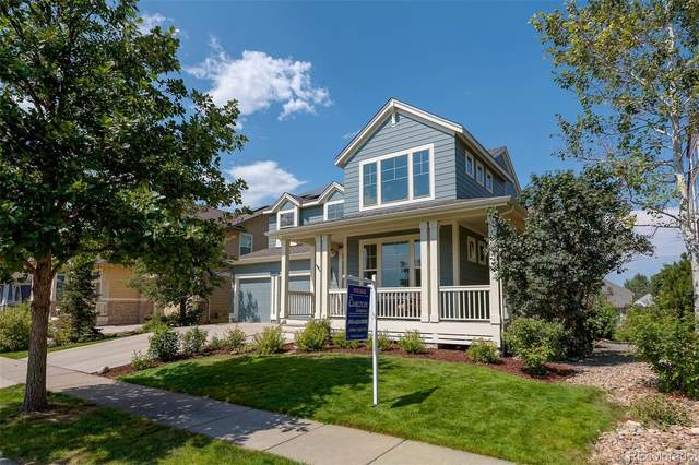 13297 W 84th Drive, Arvada, CO 80005 (#2811512) :: The Brokerage Group