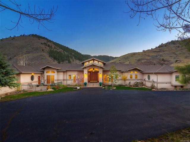 6363 Puma Point Way, Golden, CO 80403 (MLS #2811616) :: 8z Real Estate