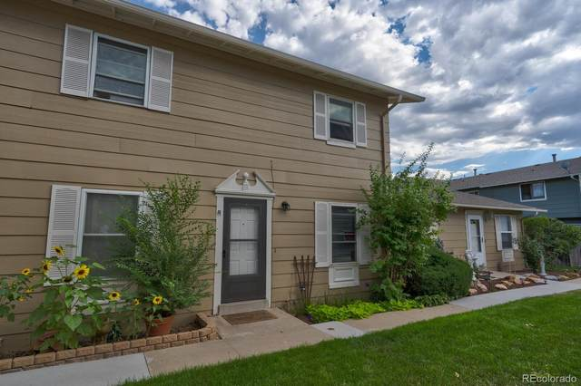 2109 Coronado Parkway B, Denver, CO 80229 (MLS #2811753) :: 8z Real Estate