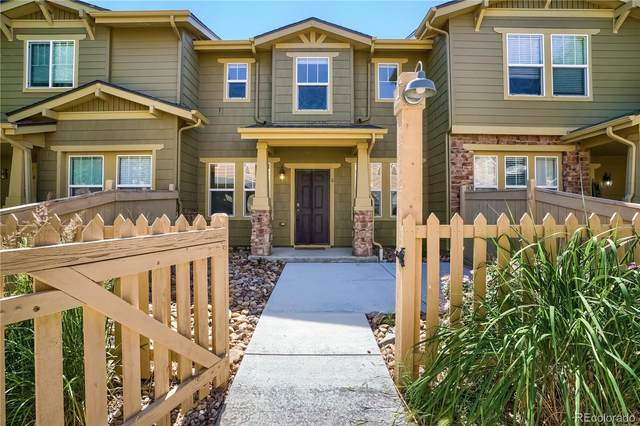17936 E 104th Way C, Commerce City, CO 80022 (MLS #2812392) :: Bliss Realty Group