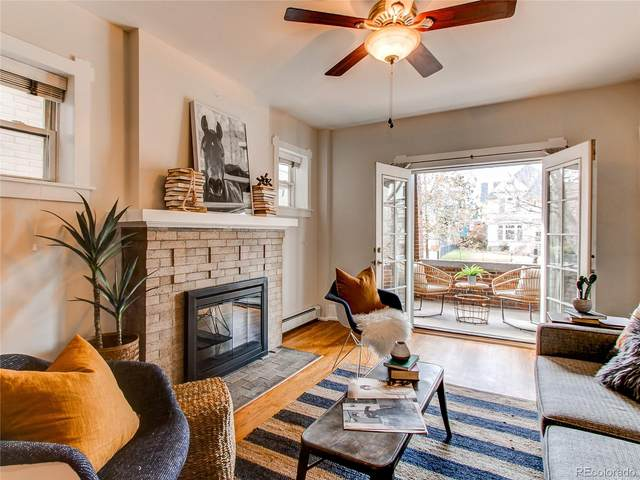 1648 N Ogden Street #1, Denver, CO 80218 (#2812715) :: Berkshire Hathaway HomeServices Innovative Real Estate