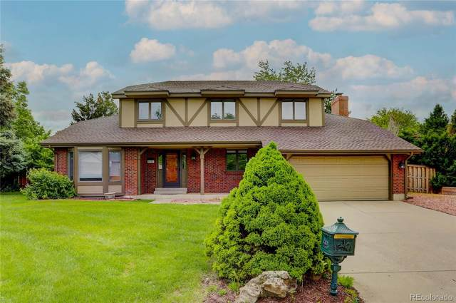 9622 W 69th Place, Arvada, CO 80004 (#2812808) :: Finch & Gable Real Estate Co.