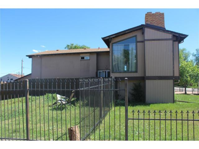 7680 W Chatfield Avenue, Littleton, CO 80128 (MLS #2812829) :: 8z Real Estate