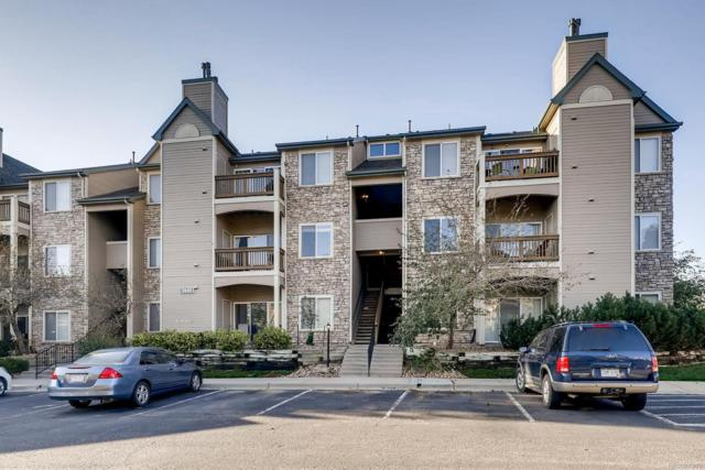 7445 S Alkire Street #204, Littleton, CO 80127 (#2813229) :: 5281 Exclusive Homes Realty