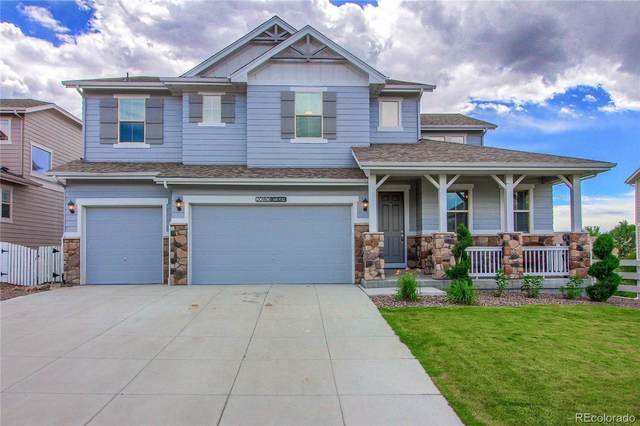 20180 E Fair Place, Centennial, CO 80016 (MLS #2813418) :: Kittle Real Estate
