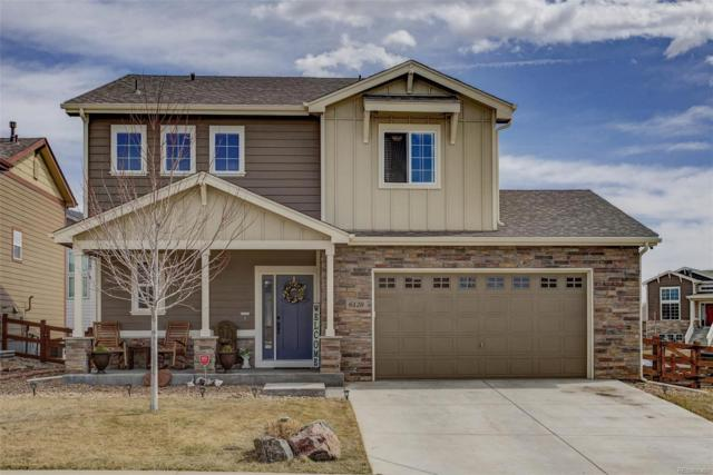 6128 W 15th Street, Greeley, CO 80634 (#2813440) :: The DeGrood Team