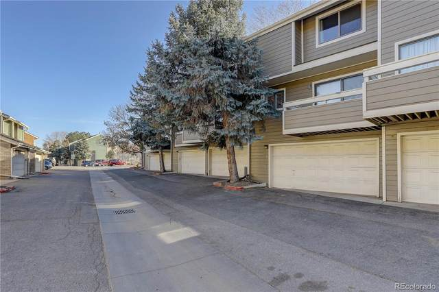 8783 W Cornell Avenue #4, Lakewood, CO 80227 (#2813579) :: The Margolis Team