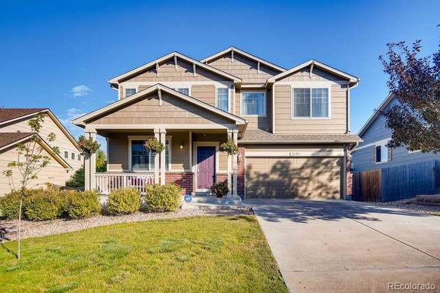 3624 S Nepal Street, Aurora, CO 80013 (#2813584) :: The Galo Garrido Group