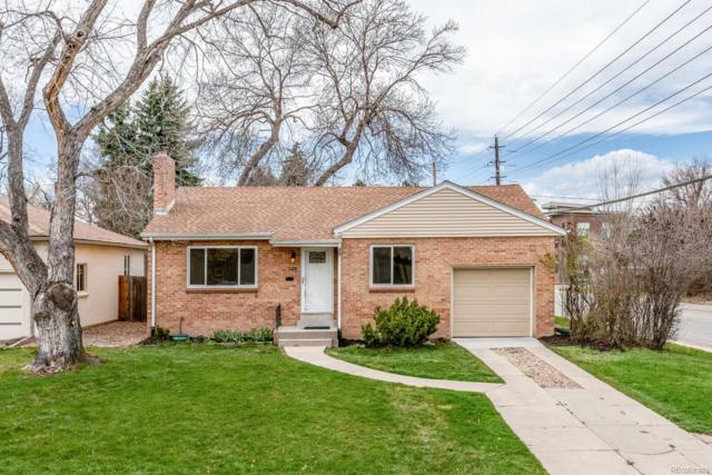795 Jasmine Street, Denver, CO 80220 (#2813676) :: The HomeSmiths Team - Keller Williams