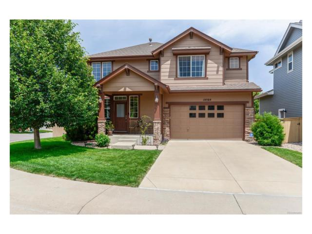 10564 Pearlwood Circle, Highlands Ranch, CO 80126 (#2814254) :: The City and Mountains Group