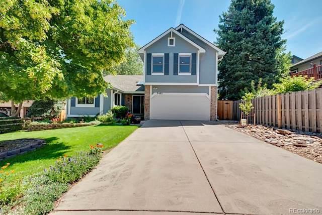 2482 S Oswego Street, Aurora, CO 80014 (MLS #2814389) :: Keller Williams Realty