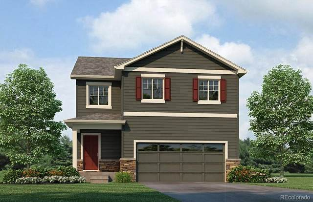 45830 Silverdrop Avenue, Bennett, CO 80102 (#2814621) :: The Griffith Home Team