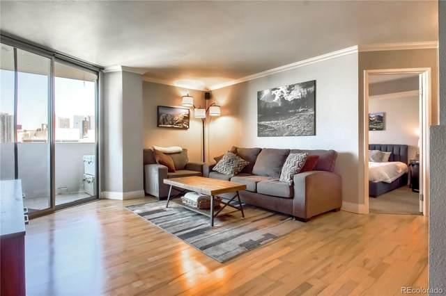 601 W 11th Avenue #1014, Denver, CO 80204 (#2814634) :: Compass Colorado Realty