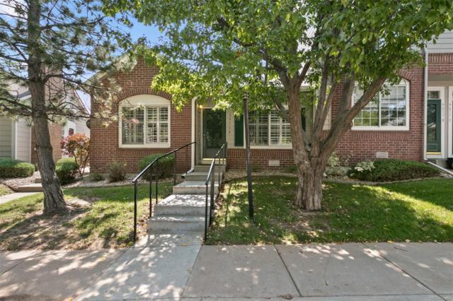 9611 W Chatfield Avenue A, Littleton, CO 80128 (#2814825) :: The Peak Properties Group