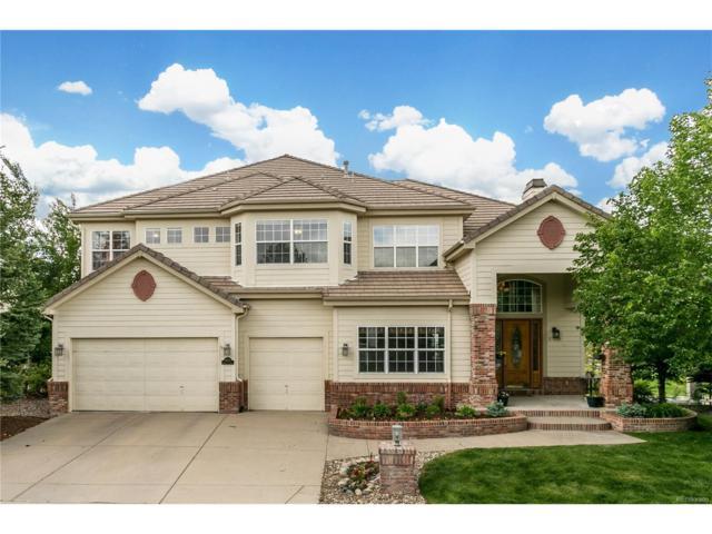 10129 Longview Drive, Lone Tree, CO 80124 (#2815108) :: The Peak Properties Group