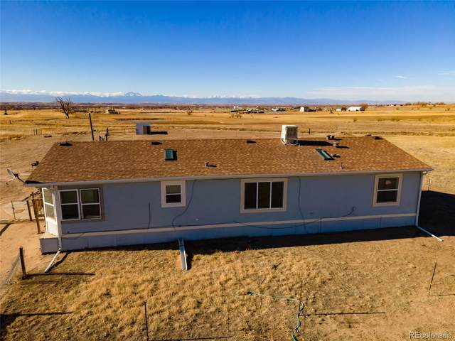 14565 County Road 18, Fort Lupton, CO 80621 (#2815402) :: The HomeSmiths Team - Keller Williams
