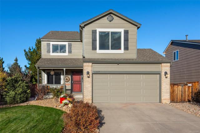 2227 Gold Dust Lane, Highlands Ranch, CO 80129 (#2815426) :: The Heyl Group at Keller Williams