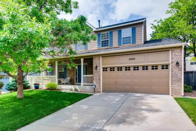 15570 Crystallo Drive, Parker, CO 80134 (#2816585) :: The Heyl Group at Keller Williams