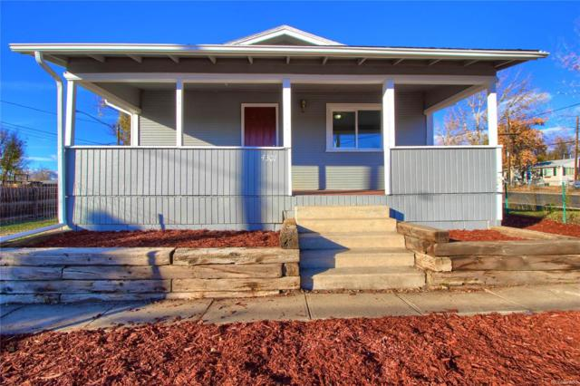 4301 W 76th Avenue, Westminster, CO 80030 (#2816715) :: The Peak Properties Group