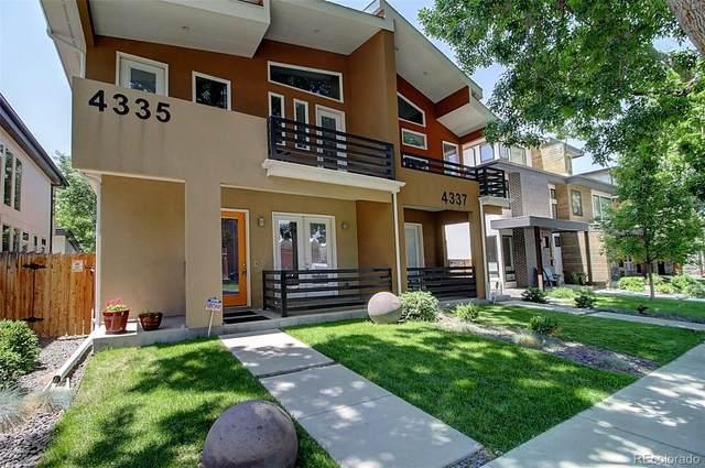 4335 Vrain Street, Denver, CO 80212 (#2817397) :: Portenga Properties