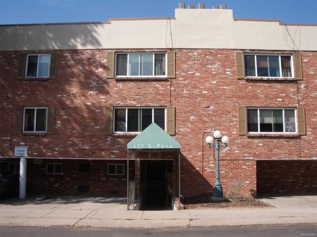 155 S Pennsylvania Street #109, Denver, CO 80209 (#2817516) :: HomeSmart Realty Group