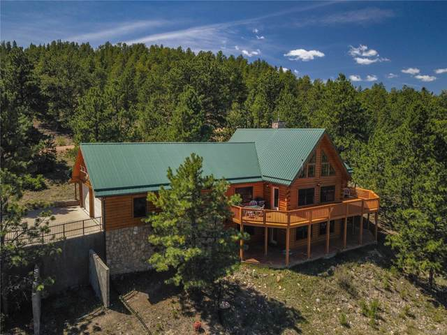481 Coyote Trail, Canon City, CO 81212 (MLS #2817632) :: 8z Real Estate