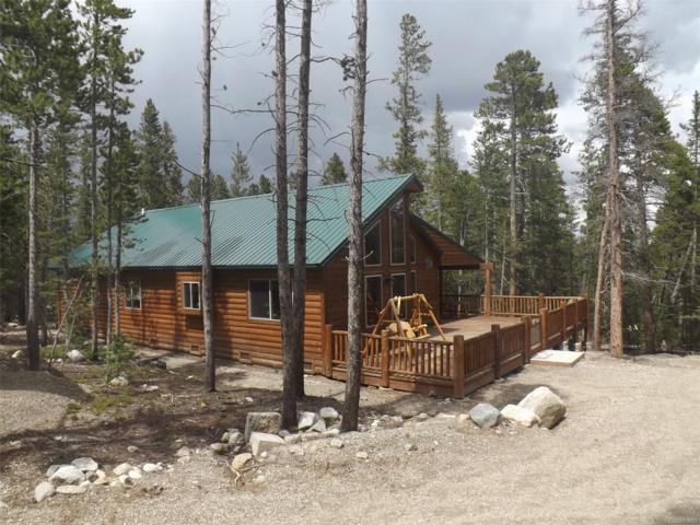 72 Trails End, Fairplay, CO 80440 (MLS #2817867) :: 8z Real Estate