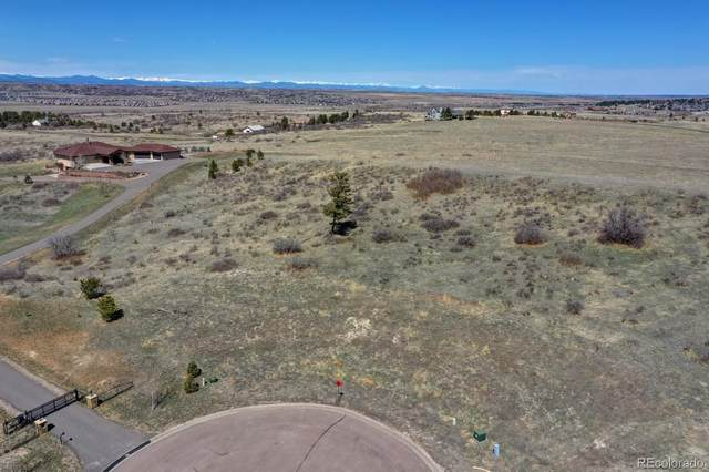 3416 Lost Lake Court, Franktown, CO 80116 (#2818262) :: The Peak Properties Group