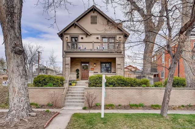 330 S Gilpin Street, Denver, CO 80209 (#2818266) :: The Dixon Group