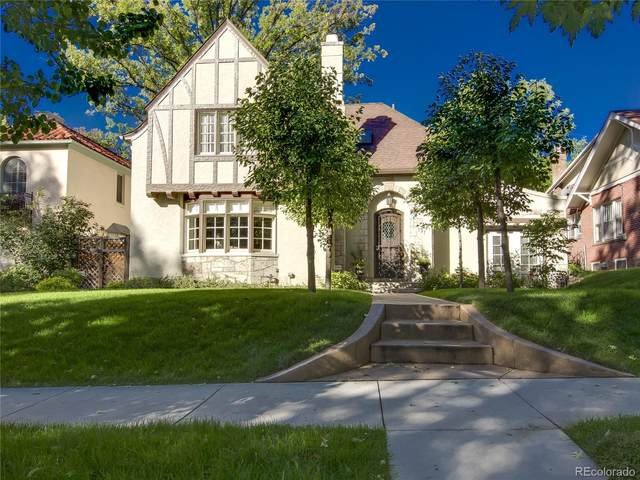 737 Vine Street, Denver, CO 80206 (#2818287) :: iHomes Colorado