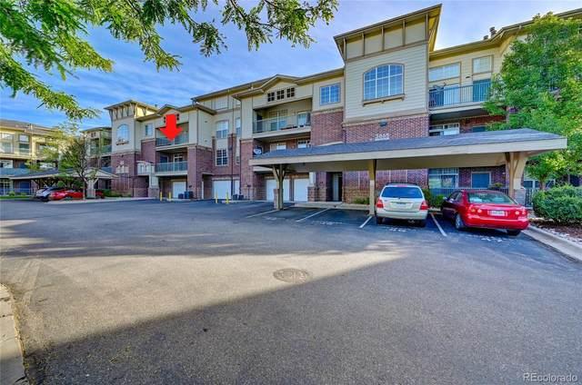 3865 S Dayton Street #206, Aurora, CO 80014 (#2818291) :: The Dixon Group