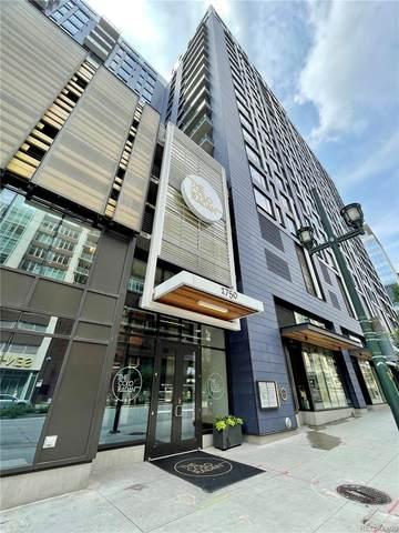 1750 Wewatta Street #905, Denver, CO 80202 (#2818802) :: Bring Home Denver with Keller Williams Downtown Realty LLC