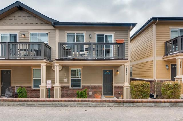 720 Albion Street, Denver, CO 80220 (MLS #2819245) :: 8z Real Estate
